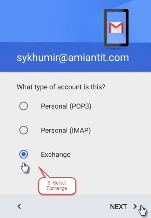 Amiantit Email