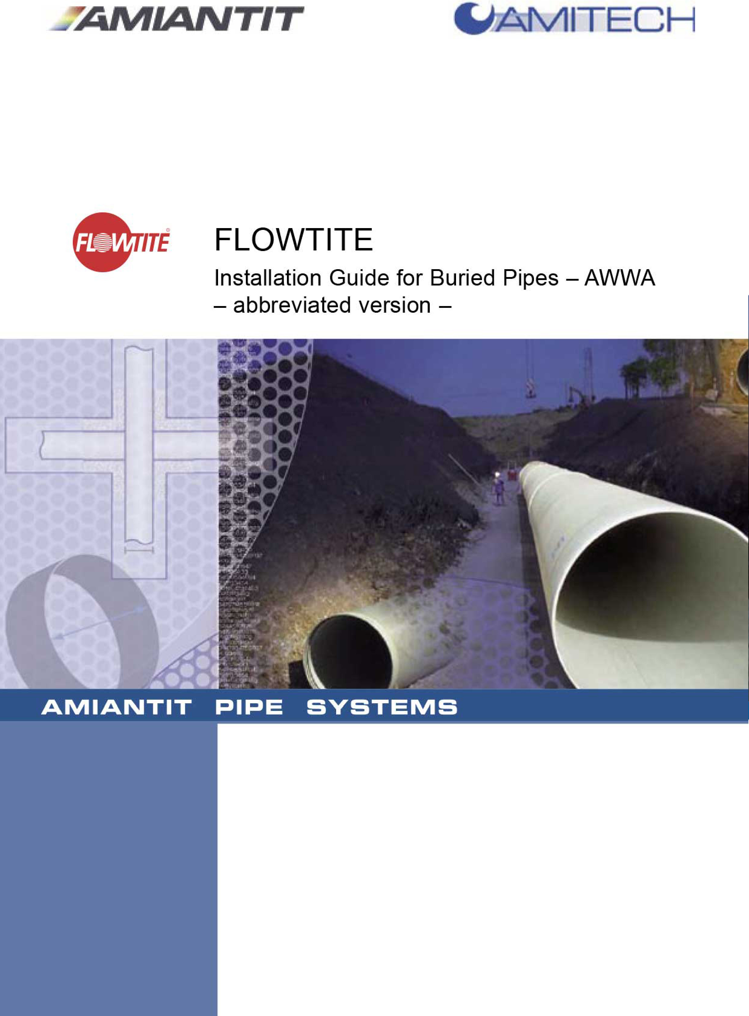Brochures and Catalogs - Amiantit